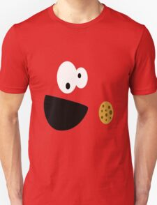 Elmo Cookie Unisex T-Shirt