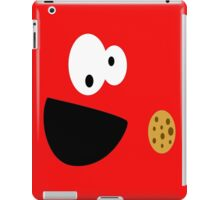 Elmo Cookie iPad Case/Skin