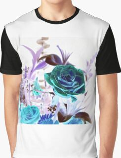 FLORAL ZONE Graphic T-Shirt
