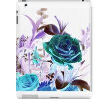 FLORAL ZONE iPad Case/Skin