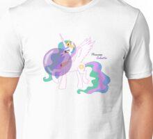 Bubblegum Princess Celestia - Bubbly Princess of Day  Unisex T-Shirt