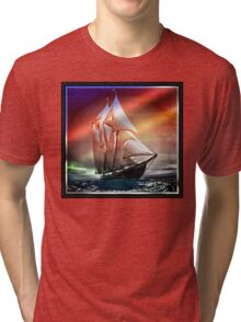 Bluenose 2 Tri-blend T-Shirt