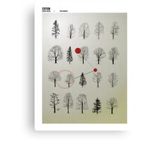 Natura Poster Canvas Print