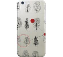 Natura Poster iPhone Case/Skin