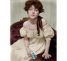Miss Evelyn Nesbit, N.Y, 1903 Photographic Print