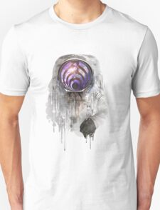 astronout bass head Unisex T-Shirt