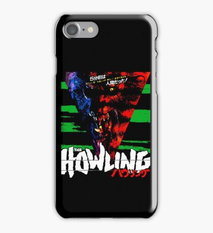 Beyond anything human. iPhone Case/Skin