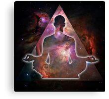 Deep Meditation #2 Canvas Print