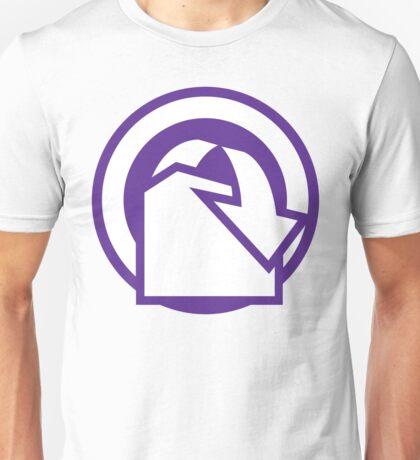 Fate Core: Overcome (Purple) T-Shirt