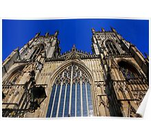 York Minster Poster