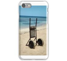 Cart iPhone Case/Skin