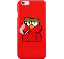Elmo Smoking iPhone Case/Skin
