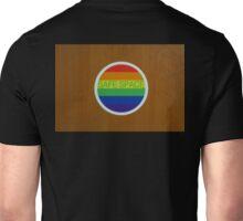 "LGBT ""Safe Space"" sticker  Unisex T-Shirt"