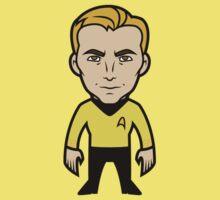 Capn' Kirk Kids Clothes
