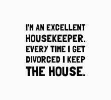 Divorced Housekeeper Women's Fitted Scoop T-Shirt