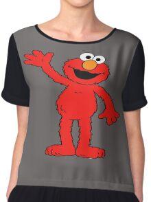 Elmo Chiffon Top
