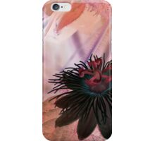 Apricot Shadows iPhone Case/Skin