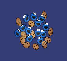 pattern Cookie Monster Unisex T-Shirt