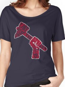 Can't Stop the Chop Women's Relaxed Fit T-Shirt