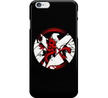 S.H.I.E.L.D broken by H.Y.D.R.A iPhone Case/Skin