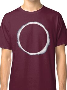 Danisnotonfire circle eclipse Black Only Classic T-Shirt