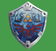 The Hylian Shield Kids Clothes