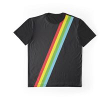 Speccy Lines Stripes Graphic T-Shirt