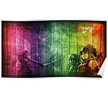 Gunz the duel / Gunz the second duel Poster