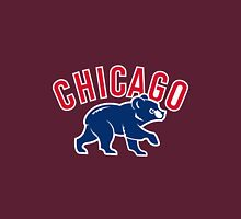 Chicago_Cubs5 Unisex T-Shirt