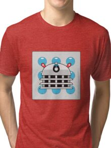 Dalek - The Dalek Invasion of Earth Tri-blend T-Shirt