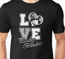 Love Peaky Blinders Unisex T-Shirt