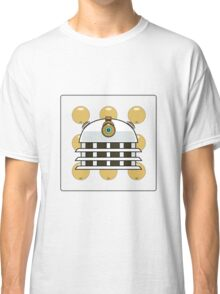 Imperial Dalek - Remembrance of the Daleks Classic T-Shirt