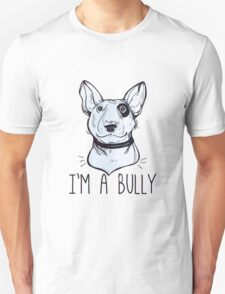 Bull Terrier  - Bully Unisex T-Shirt