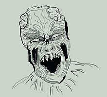 Zombie by charlierose1991