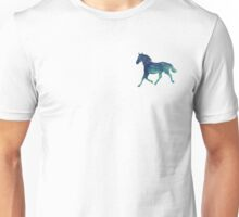 Blue Horse Spirit Animal  Unisex T-Shirt