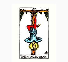 The Hanged Man Tarot Card  Women's Tank Top