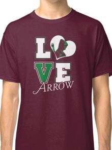 Love Arrow.  Classic T-Shirt