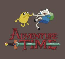 adventure time high One Piece - Short Sleeve