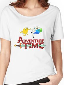 adventure time high Women's Relaxed Fit T-Shirt