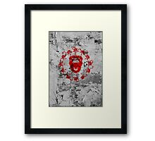 Army of the 12 Monkeys - Billboard Framed Print