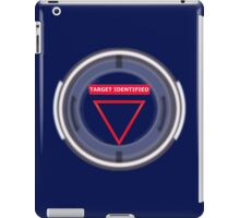 SAMARITAN: Target Identified PULLOVER iPad Case/Skin