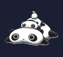 Kawaii Panda One Piece - Short Sleeve