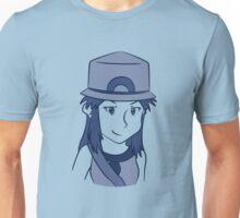 Leaf (Blue) Unisex T-Shirt