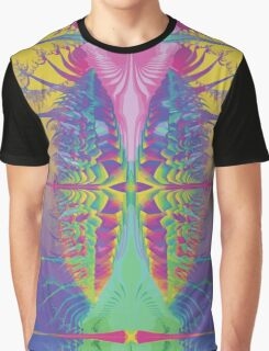Expanded Spine Graphic T-Shirt