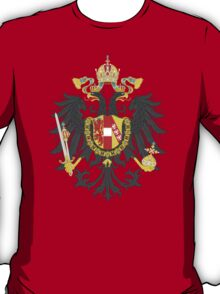 Imperial Coat of Arms of the Austrian Empire T-Shirt