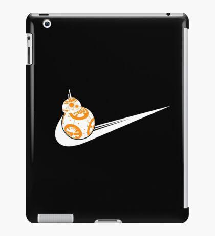 BB-SHWOOSH iPad Case/Skin