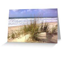 Praia do Rei, Portugal Greeting Card