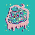 I Scream Truck by nate-bear