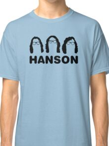 Hanson - The Slap Shot ones. Classic T-Shirt