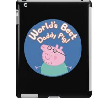 Daddy 2 iPad Case/Skin